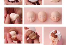 Кукла лепка