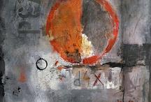 Tableau abstrait/contemporain