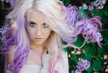 Hair Color / The hottest trends in hair color