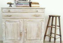 Muebles y restauración