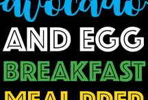 Breakfast Feast  [Easy and To go]