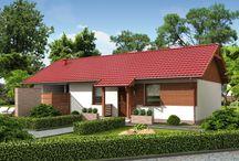 Projekty małych domów / Projekty małych domów. http://www.pro-arte.pl/projekty-domow-malych-calorocznych/