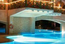 Beautiful, Gigantic Pools
