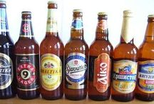 BEERS OF THE WORLD / DRINKS / by Garry
