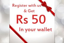 Offers / This showcases the latest offers on www.winni.in