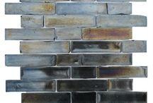 Glass Mosaics - Urban Series / Urban Series