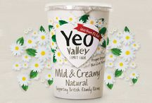 Yeo Valley / Re-brand for Yeo Valley, the UK's No 1 organic dairy company.