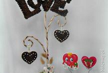 Кофейные зерна искусство