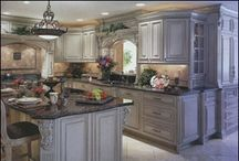 Kitchens / My dream kitchen / by Amy Sullivan
