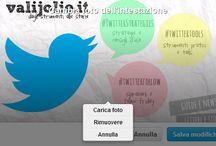 Twitter Covers / Raccolta di immagini d'intestazione e copertine per Twitter