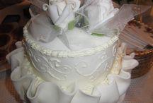 Engagement / Wedding Cakes