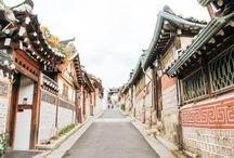 Bukchon Hanok Village หมู่บ้านบุกชอนฮันอก