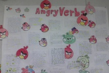 Angry Birds / by Joelle Cooper