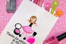 Glamour Makeover Birthday Party