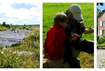 Séjour pêche en Lozère : père et fils / Découvrez notre nouveau séjour : pêche entre père et fils.