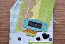 cards | tags / by Kerrie Gurney