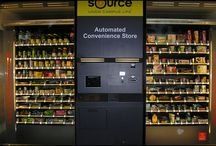 Weird Vending Machines / by David Wright