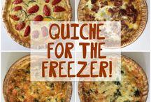 Freeze well food
