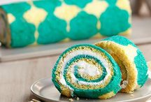 Rolled cakes