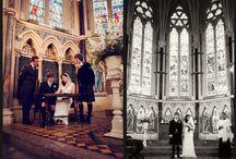 An Oxford wedding