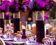 Purple Wedding Design / by MexWeddings