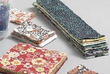 Quilts, scraps