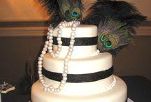 Wedding theme: 20's style