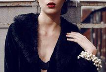 Makeup Y Hair para Producciones de Moda / Maquillaje y peinado realizados para producciones de moda.