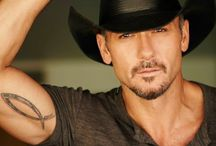 Tim McGraw / by Jade Curtis