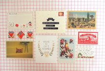 Packaging & Mail Inspirations / For the love of handmade packaging, handwritten letters, snail-mails! / by Lucedale - The Blog