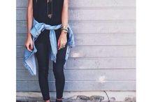 My teen style