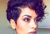 Hairs Inspiration / Inspirações de cortes de cabelo e colorações