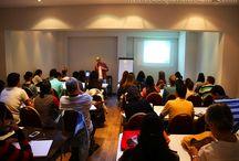 Curso de jardines verticales en Argentina 2013