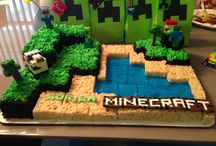 Minecraf party ideas