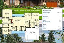 Domy a stavby