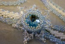 Necklaces / Either pieces that inspire me or items from my Etsy & Artfire shops.