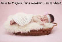 How to prepare for a newborn photo shoot