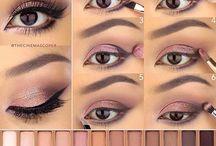 Tutoriale eyeshadow