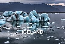 - Iconic Iceland - / Iceland is defined by its dramatic volcanic landscape of geysers, hot springs, waterfalls, glaciers and black-sand beaches.