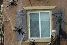 Halloween versieringen