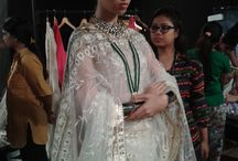 Behind The Scenes - Lakme Fashion Week  / Behind The Scenes at Lakme Fashion Week. The Jaipur Bride 2013.
