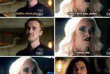 The Flash/Arrow/Supergirl