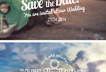 Wedding Inspiration Invites / Inspiration for your wedding