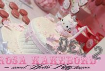 Hello Kitty Party | Free printable | Bursdag