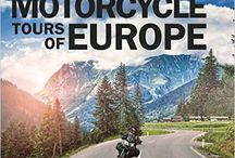 Bike travelling Europe