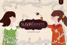 Sugartremens Magazine  Eat sweet be sweet / Nuestro primer magazine digital, primavera 2012 www.sugartremens.com
