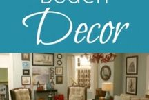 Beach themed rooms / by Stacy Martin