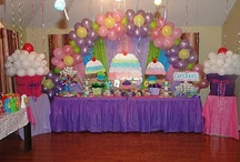 Party Decor / by Jane Baker