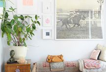 Art pour la maison / Donnez du style à votre demeure en affichant votre style aux murs. Inspirez vous de nos plus belles œuvres d'art et affiches pour la maison, et découvrez comment ajouter de la couleur à votre intérieur.