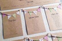 Wedding stationery / There's so much choice out there - here are some classic and stylish ideas handpicked by me.
